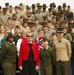 Parris Island hosts celebration of 70 years continuous service for female Marines
