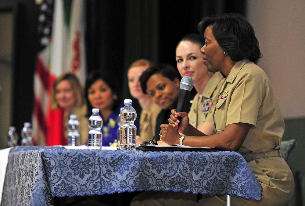 Naples hosts Women's History Month symposium