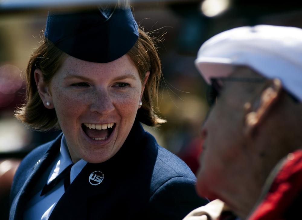Doolittle Raiders reunite with B-25