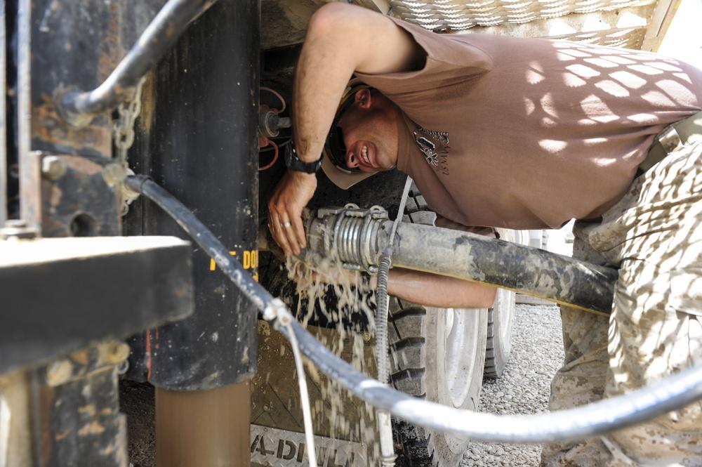 Water well training