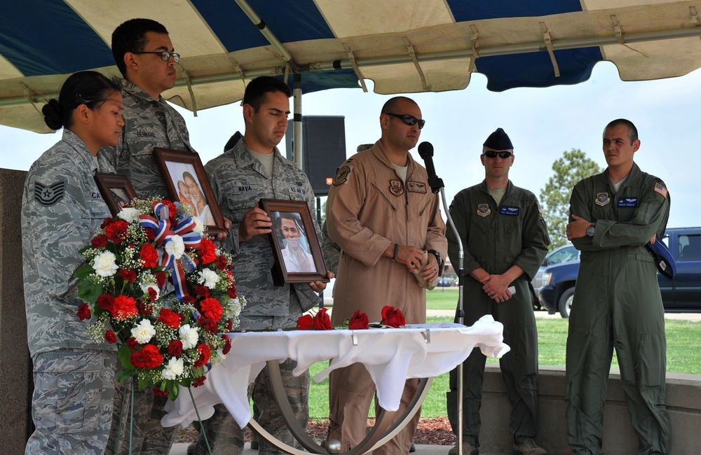 McConnell honors fallen Shell 77 aircrew