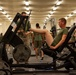 U.S. Marines Maintain Their Physical Fitness on Camp Leatherneck