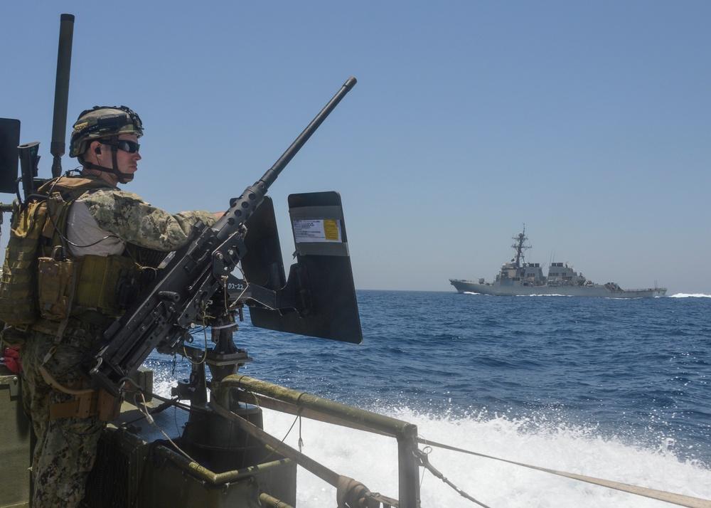 Coastal Riverine Squadron 4