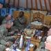 Camp Eggers celebrates Naadam festival