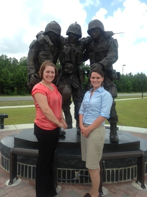 Military caregivers making a difference