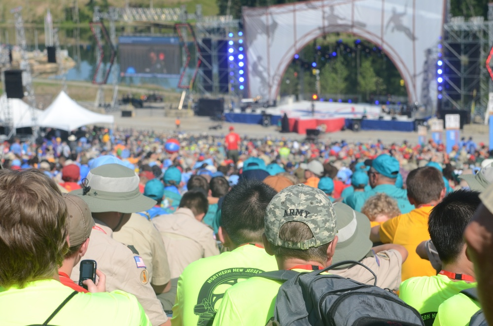 2013 National Scout Jamboree