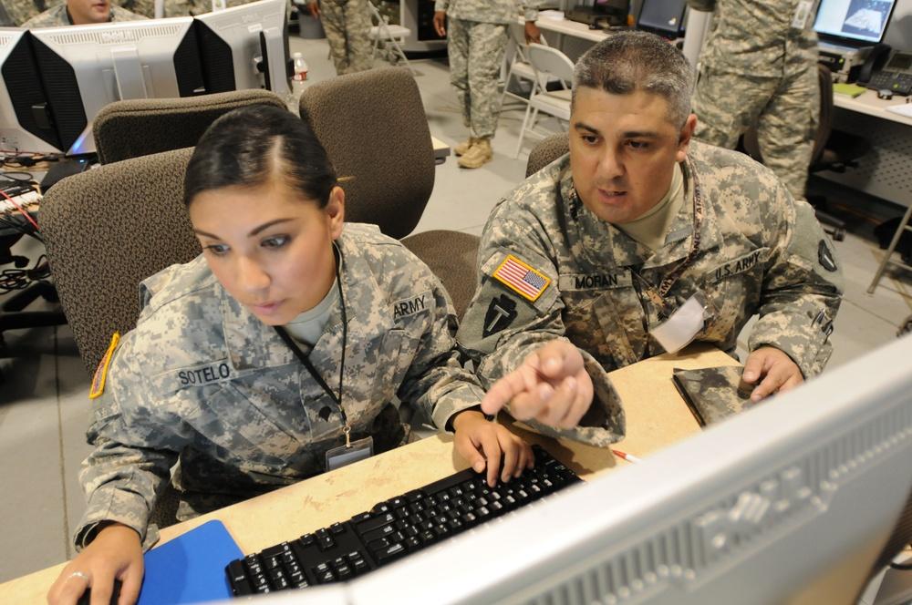 Texas Guardsmen train with Australian army for Talisman Saber