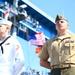 USS Boxer departs San Diego