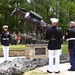 Staff Sgt. Reckless Monument Dedication