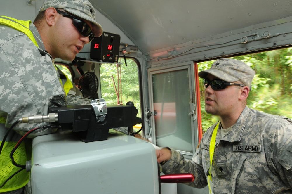 Army rail operators prepare for new role