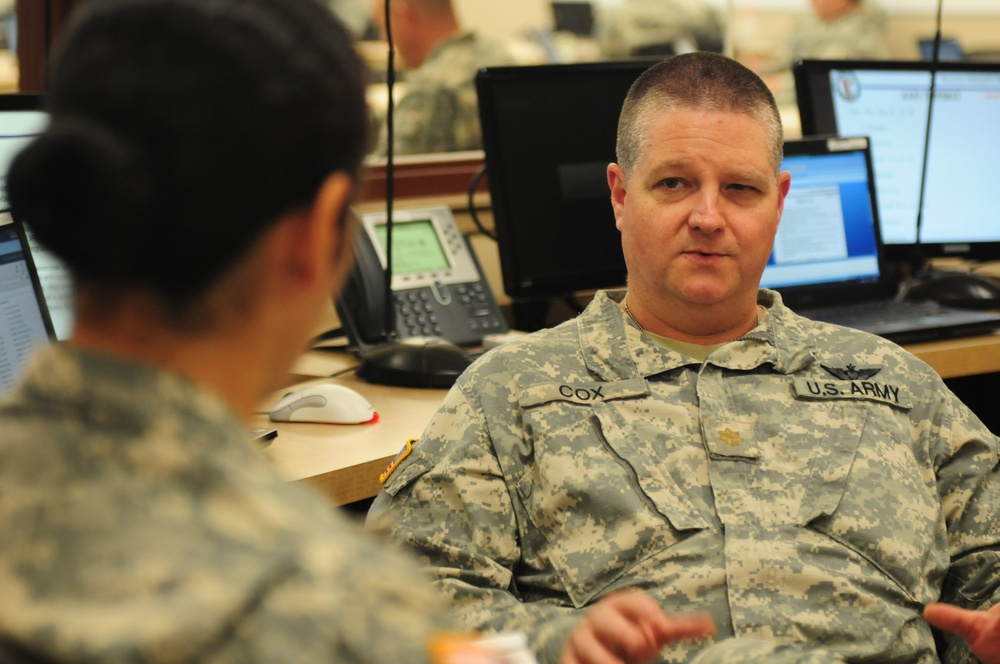 Citizens, Soldiers Solving Disasters