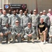 Soldiers Shave Heads To Show Support