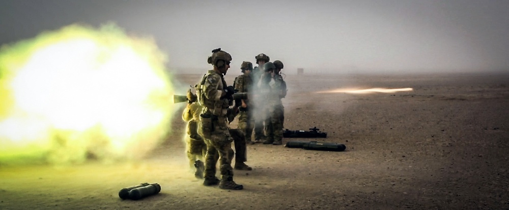 Training in Helmand province