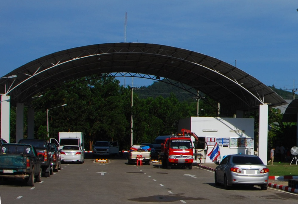 Royal Thai Police seize 6 million USD of meth after JIATF West Training