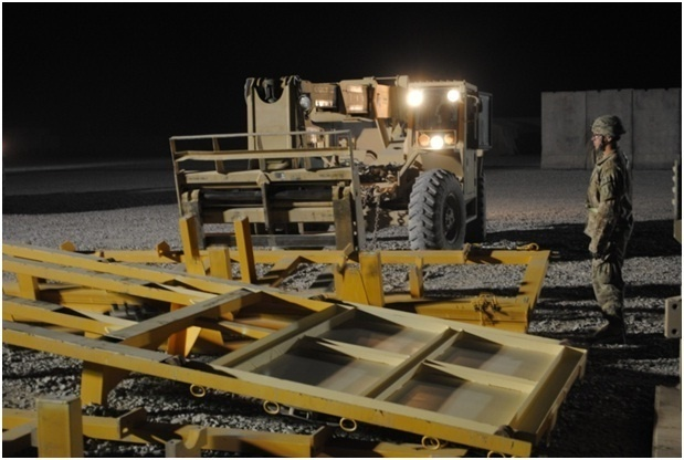 Centaur Logistics Support Team makes moves in Afghanistan
