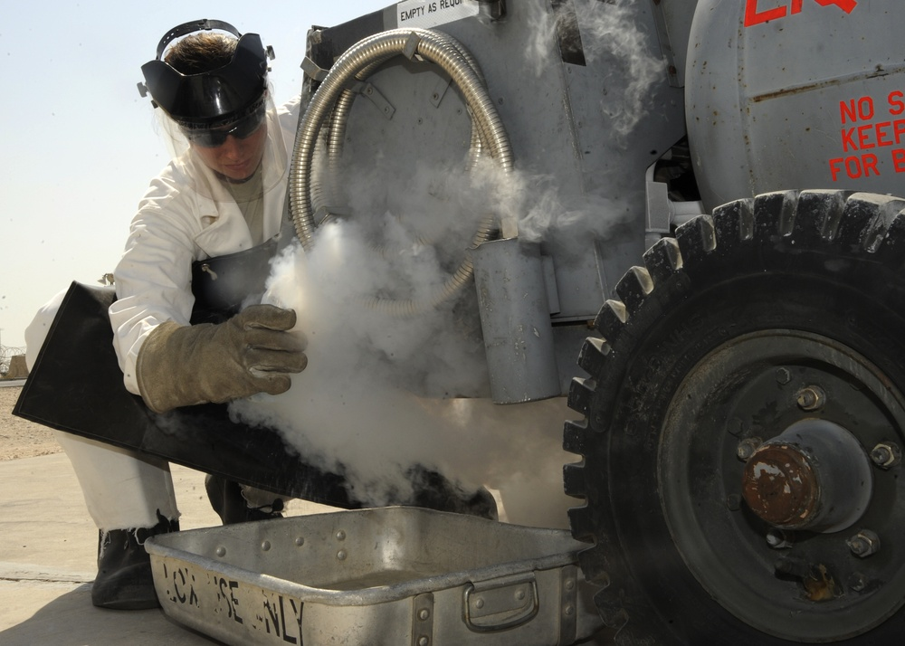Cryogenics: Life source to the flying force