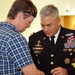 Vice Chief of Staff of the Army visits Operation Mend