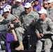 K-State, Fort Riley communites come together on the field