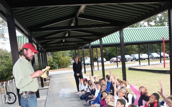 Regulatory Outreach at Marshpoint Elementary