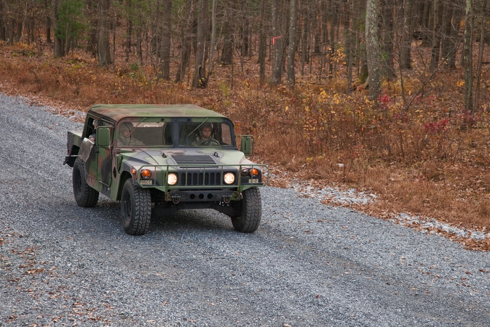 114th Signal Battalion Field Training Exercise