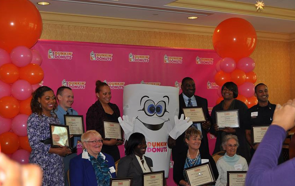 Hurricane Katrina survivor turns experience into a positive and earns Community Hero award