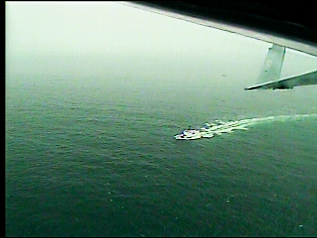 Unmanned Aerial Surveillance aircraft