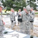 Fire support soldiers certify on FO skills