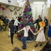TCM personnel visit Birdik Village School for holiday play