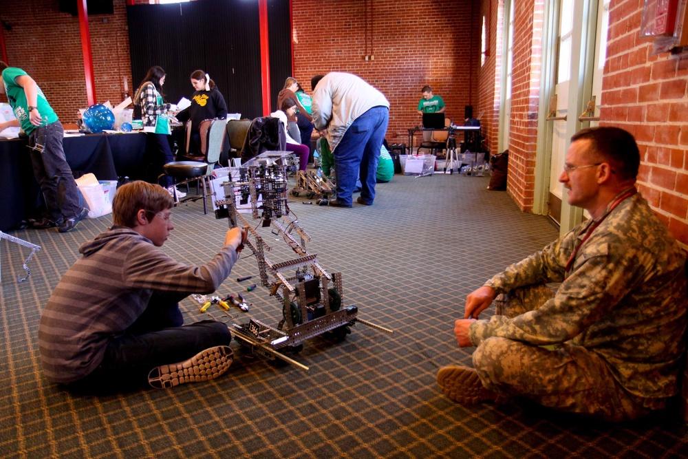 Robotics at rest