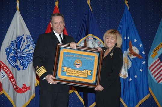 DLA Acquisition director retires after 38 years of federal service