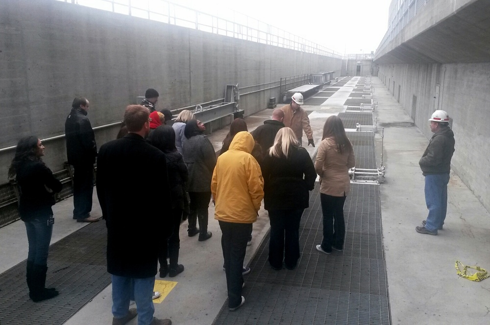 Old Hickory hydropower sparks interest of medical students