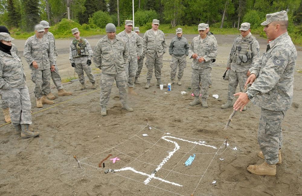 Alaska deployment