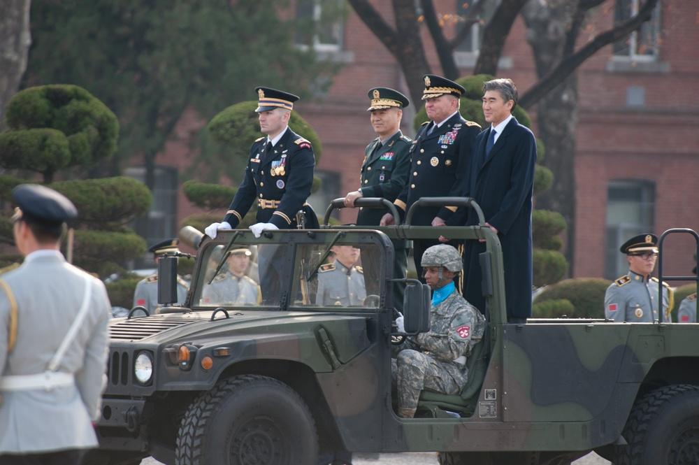 New US Ambassador to Republic of Korea