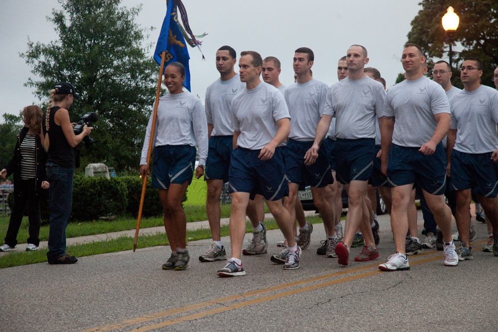 Fort George G. Meade Joint Services 9/11 run