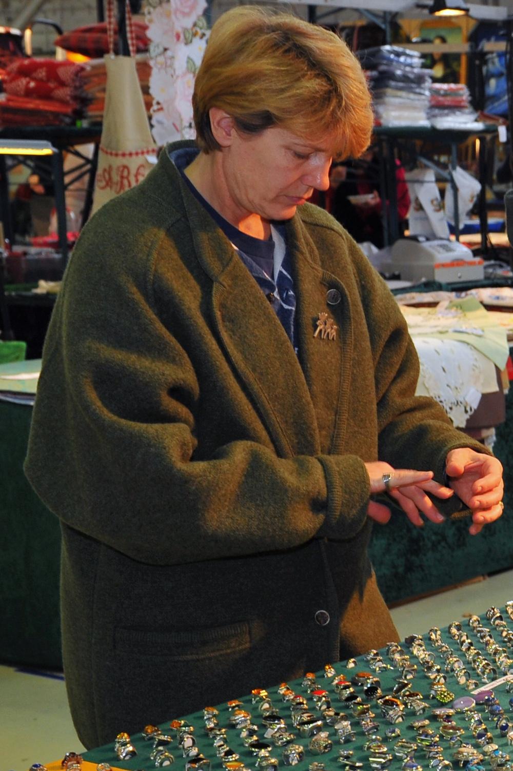 Spangdahlem fall bazaar