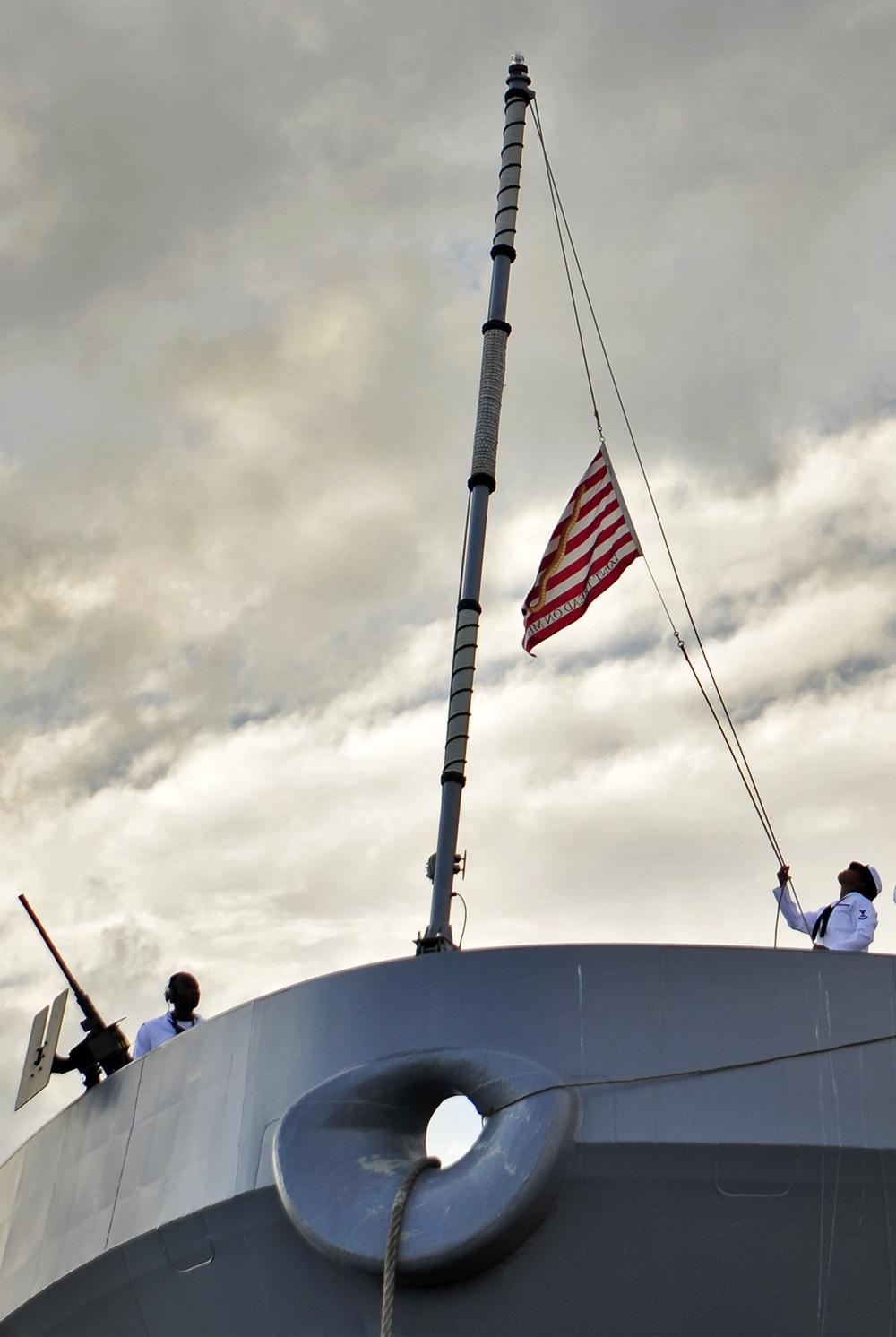 Joint Base Pearl Harbor-Hickam