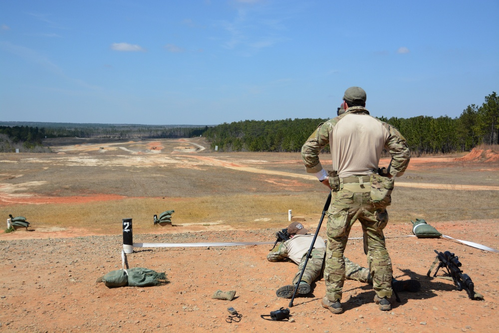 International sniper competition tests tactical skills