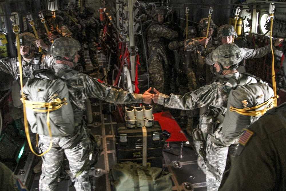 Golden Griffins take celebrating the Army family to new heights
