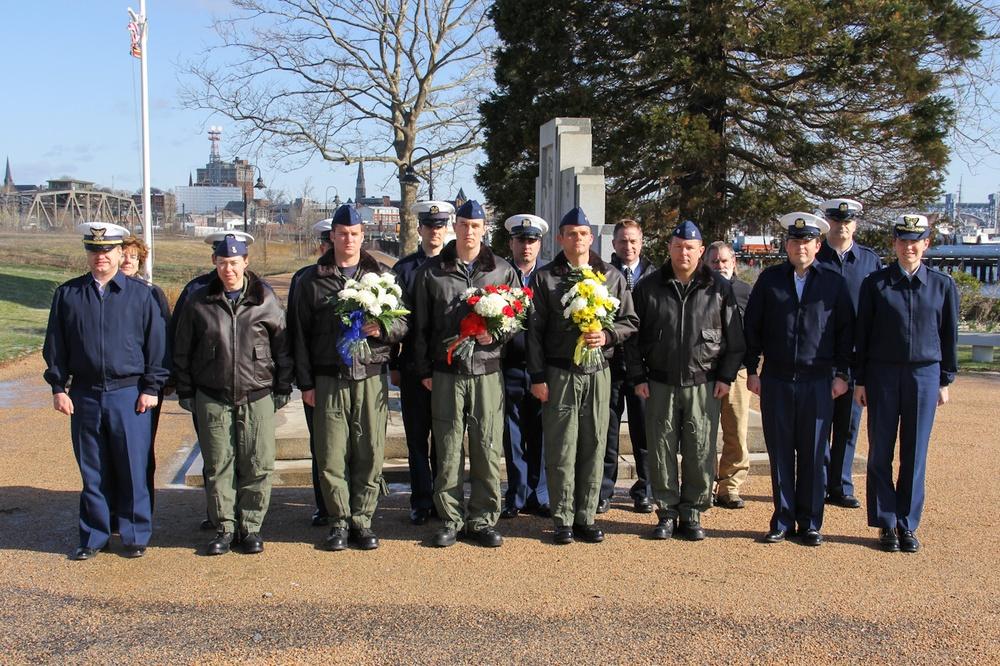 Coast Guard reflects on Titanic anniversary