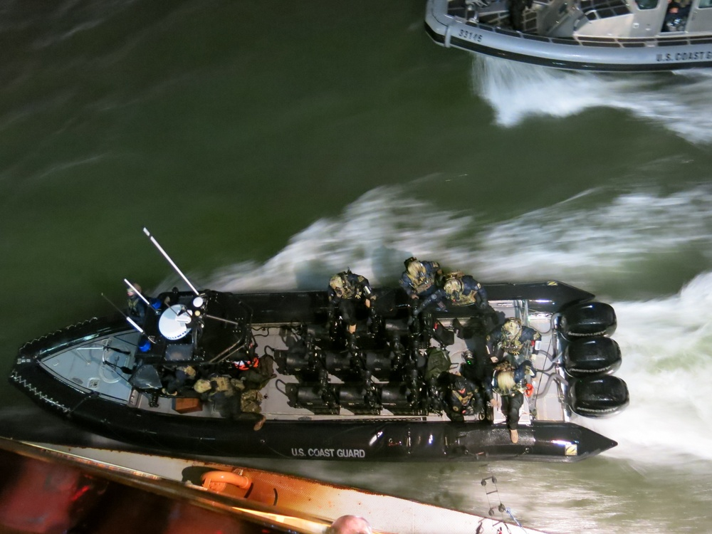 MSRT: Coast Guard's specialized force to be reckoned with