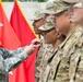Gen. Martin E. Dempsey presents Bronze Star to Soldier at Bagram Air Field