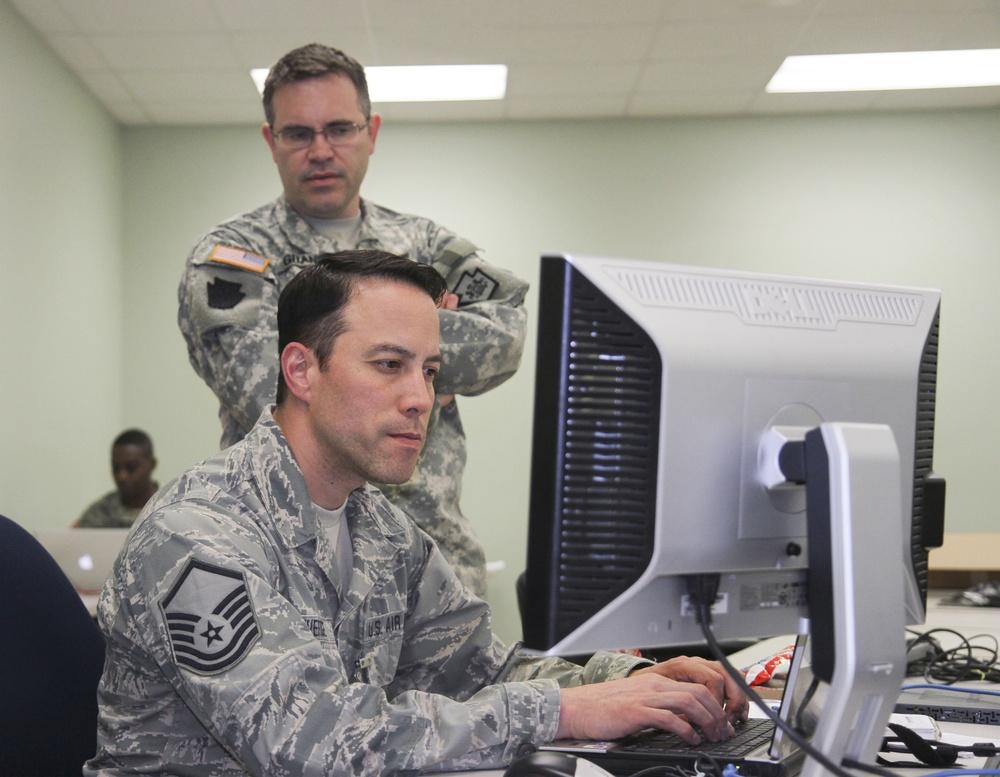 Cyber Terror Defense Training