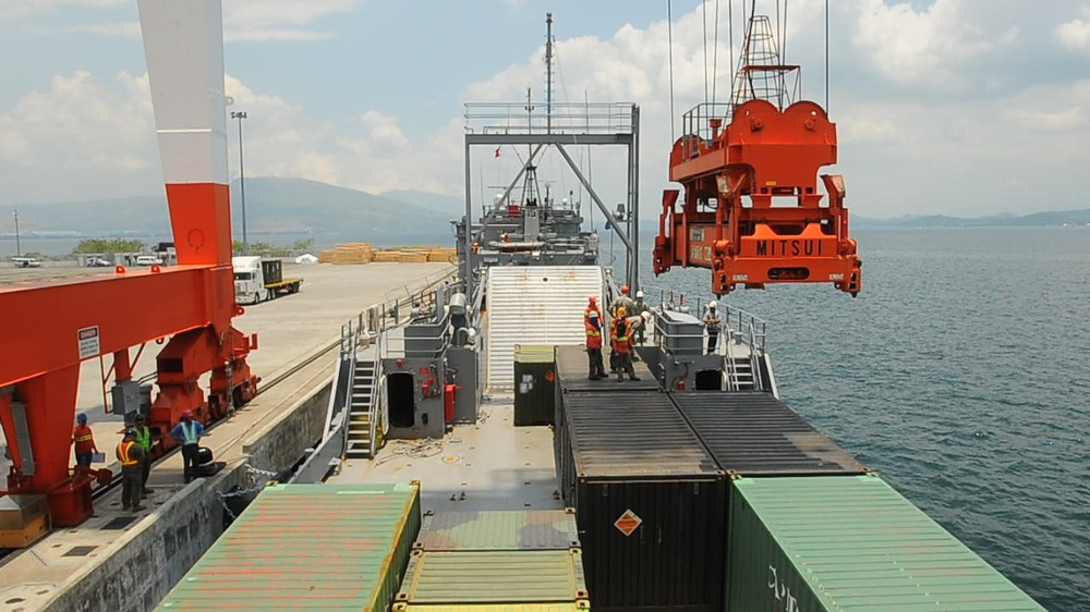 Army watercraft prove ability, benefit of enduring operationalized presence in Pacific