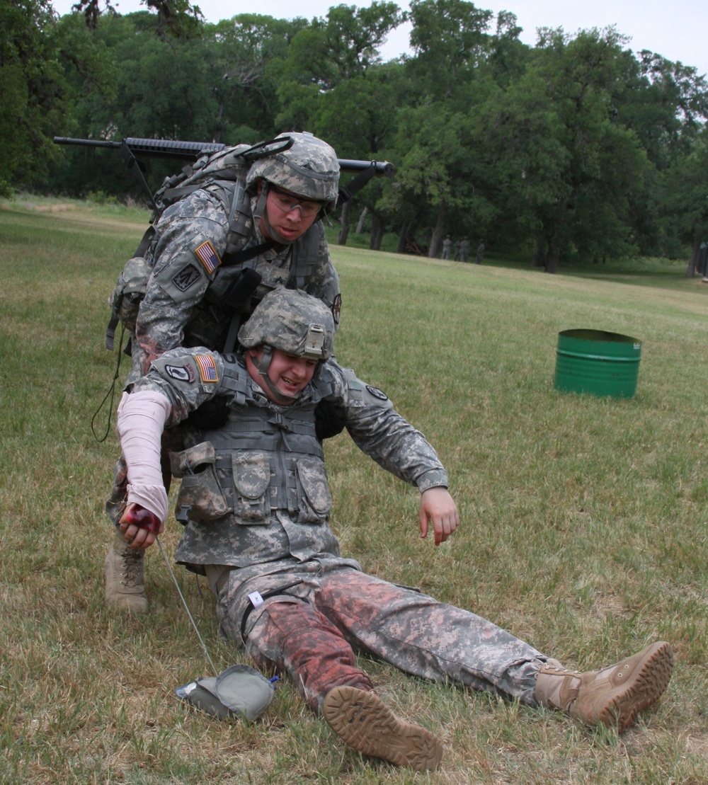 IMCOM Best Warrior competitors exemplify readiness, resilience
