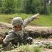 NATO allies conduct grenade training in Poland