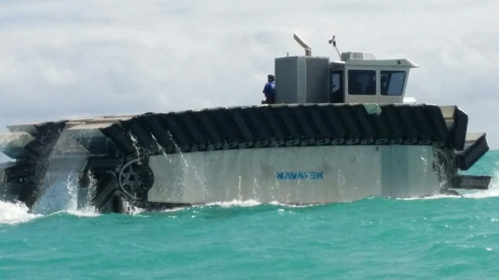 UHAC begins first mission at Advanced Warfighting Experiment