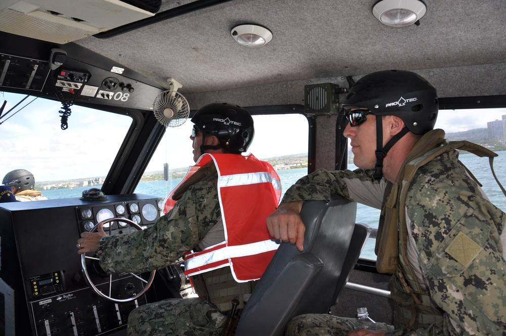 Coastal Riverine Squadron (CORIVRON) 11, RIMPAC 2014