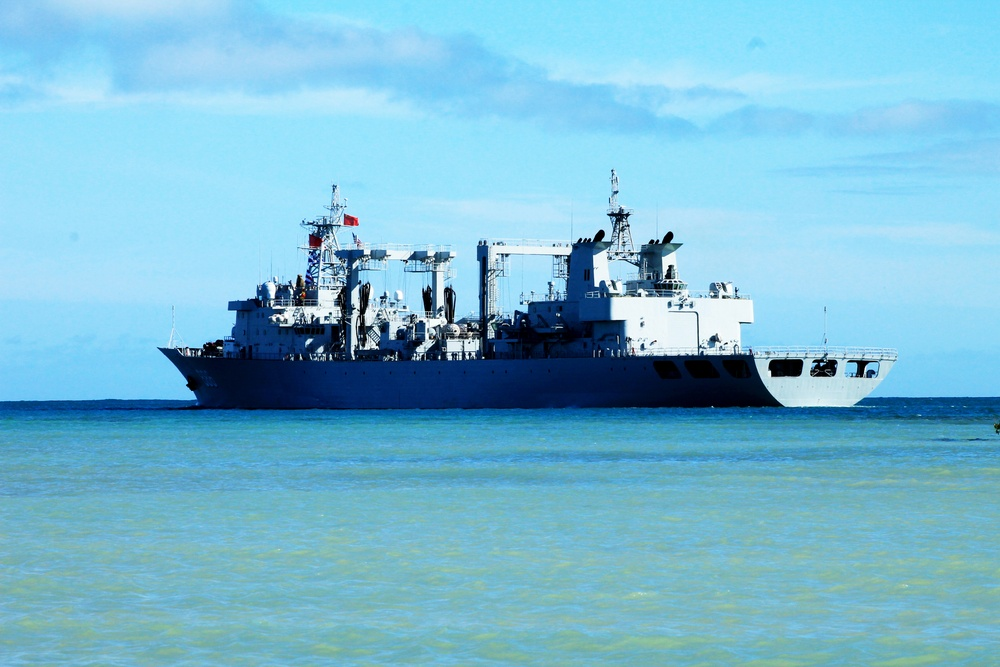 People's Liberation Army (Navy), RIMPAC 2014
