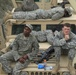 Spc. Laquan Borden and Cpl. Jason D. Hovater