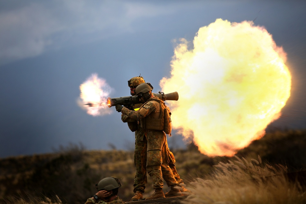 U.S. Marines, International partners take Range 10